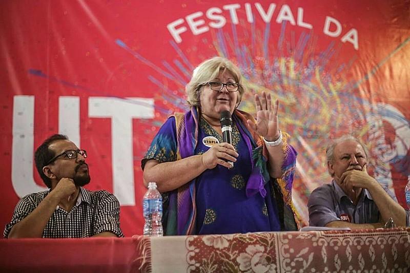 Aleida Guevara, filha de Che, fala sobre possíveis retrocessos no Brasil