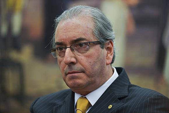 Junto con el cargo, Cunha perdió los fueros parlamentarios