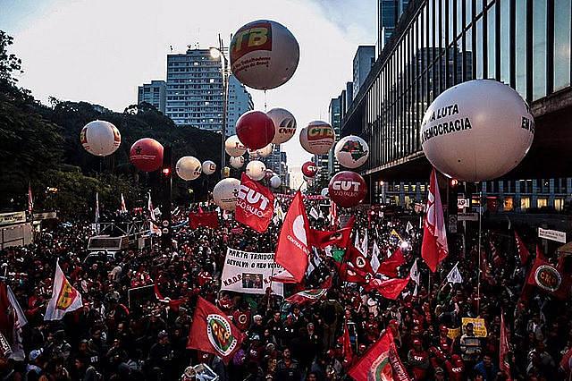 Las centrales sindicales realizarán protestas al cierre de la Huelga General en las ciudades más grandes del país