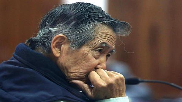 Fujimori foi condenado a 25 anos de prisão por crimes contra a humanidade