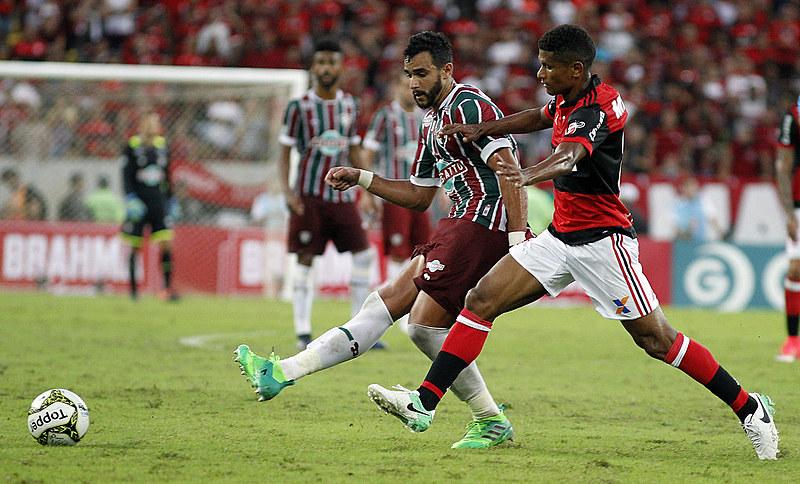 Depois de uma partida tenebrosa diante do São Paulo, os comandados de ReinaldoRuedaentraram mais pilhados e maisfocados diante doFluzão