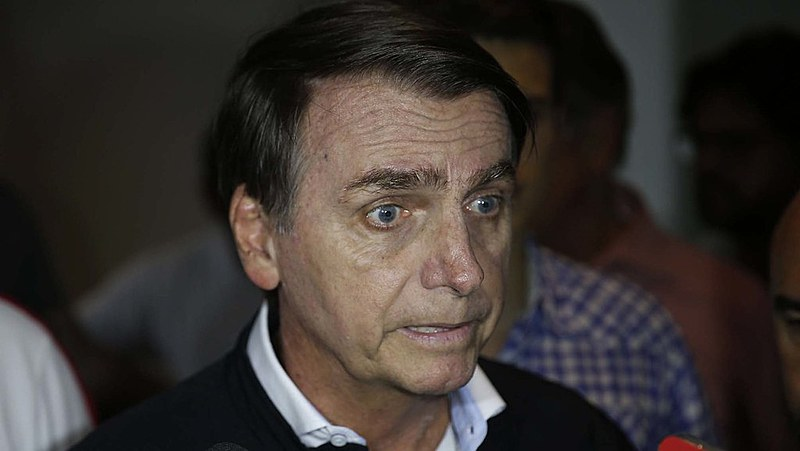 Far-right front-runner in Brazil's elections, Jair Bolsonaro is infamously known for his extreme