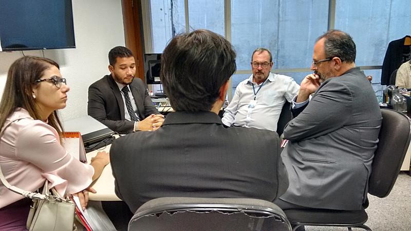Representantes da ANPM foram à Comissão de Direitos Humanos da Câmara dos Deputados para obter informações atualizadas sobre o caso