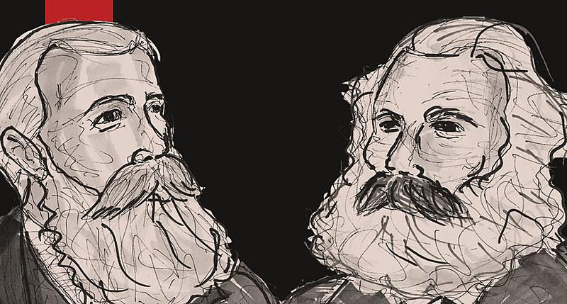 Engels nasceu no dia 28 de novembro 1820, ano que vem será o bicentenário de seu nascimento