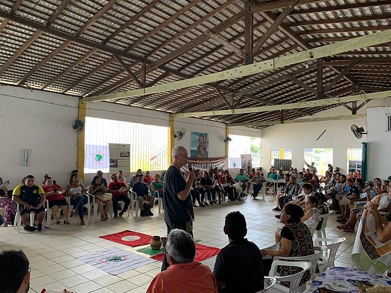 Moradores de Barcarena discutiram os danos causados nos últimos 38 anos ao município pelas mineradoras