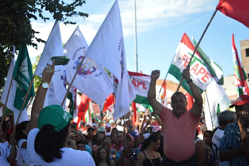Afogados da Ingazeira foi um dos municípios que recebeu a Caravana, em julho de 2016
