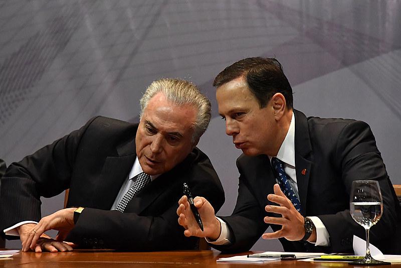 Para Alencar, as nomeações demonstram que Doria possui mesmas ideias que o governo federal mais impopular do Brasil