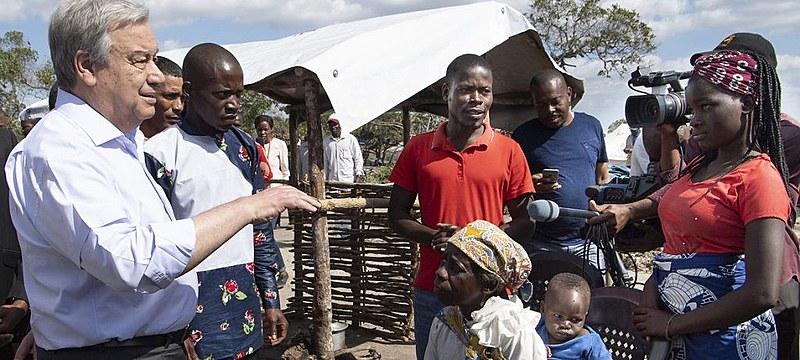 Especialista das Nações Unidas ainda afirmou que também são necessários reparos urgentes em casas e escolas
