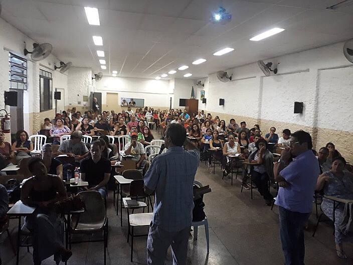 Ciclo de encontros Viver na Cidade: Conflitos, participação e cidadania ativa, na zona leste, em São Paulo (SP)