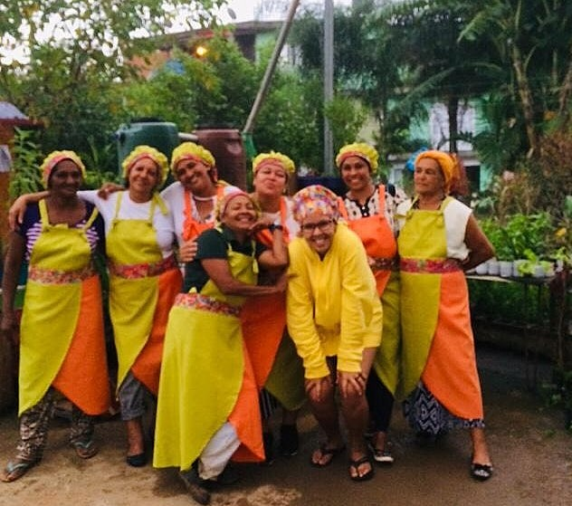 No Momento Agroecológico, você conhece as mulheres do coletivo GAU que traz fonte de renda, independência e conexão com o território.