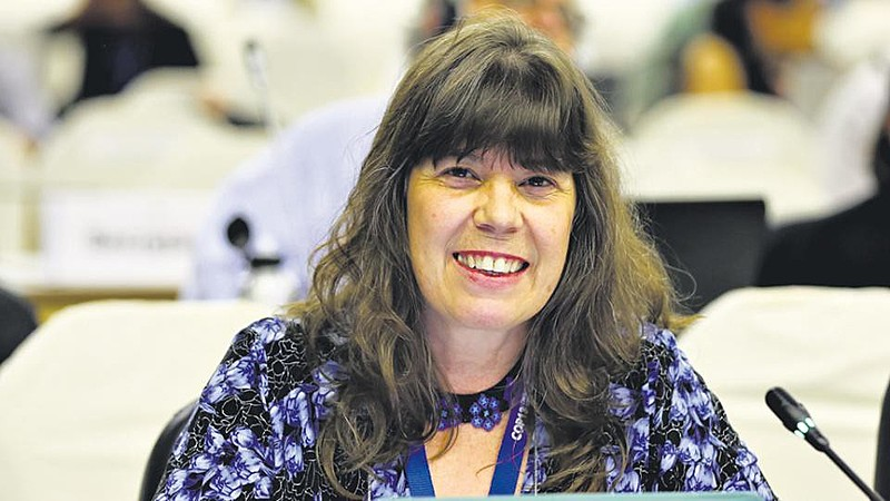 Silvia Ribeiro, uma das maiores pesquisadoras latino-americanas, esteve em Rosário, na Argentina para participar de um congresso