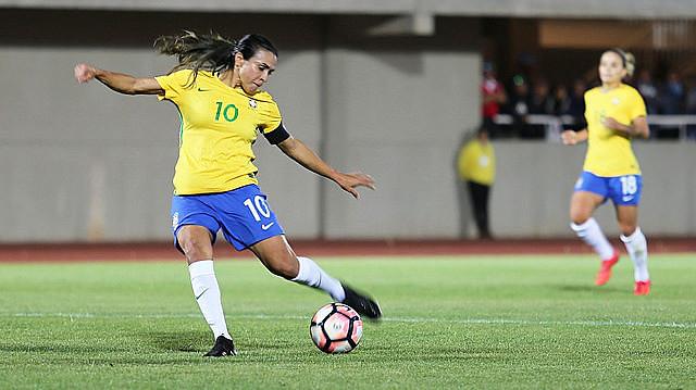 Camisa 10 da Seleção é a maior artilheira da história dos Mundiais Femininos de Futebol