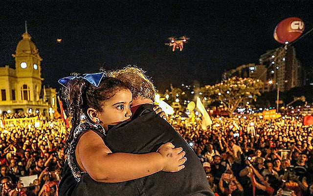 El cierre de la etapa minera fue en la ciudad de Belo Horizonte. La cuarta etapa estará marcada por la tensión del juicio.
