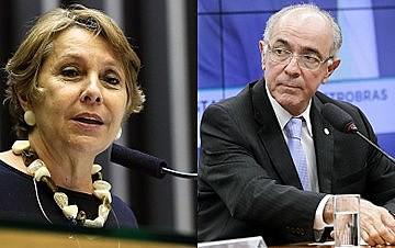 Erika Kokay e Aleluia: defesa da soberania do país e empenho em defender projeto contra interesse da população