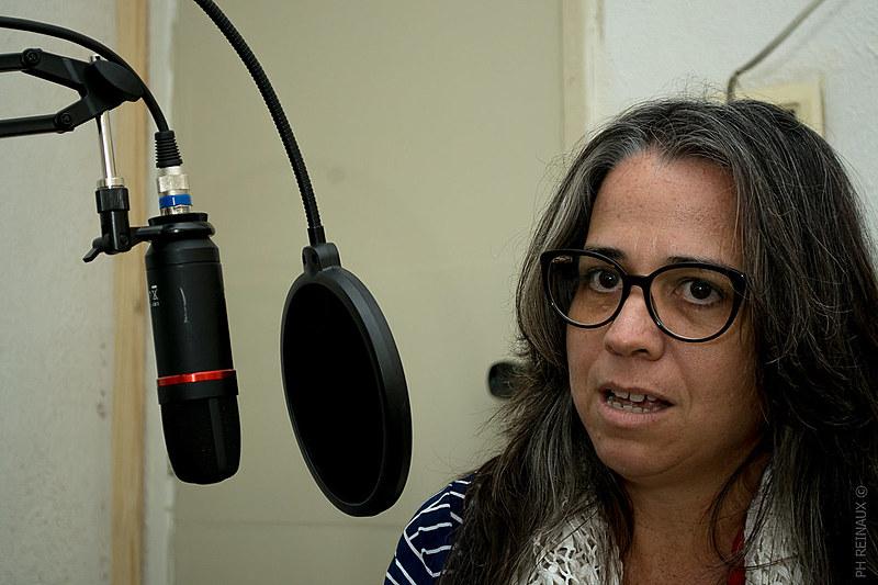 """""""Estamos submetidos a uma situação de agressão permanente, mas a vocação do povo cubano é a solidariedade"""" afirma Laura"""