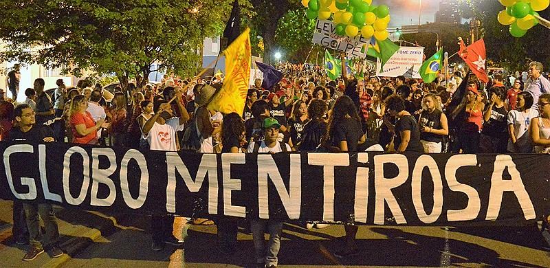 Ato em Recife dia 18 de março de 2016