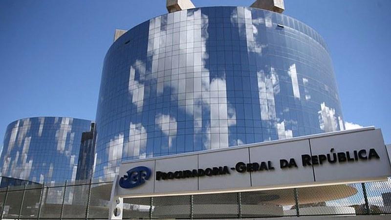 Sede da Procuradoria-Geral da República (PGR), sede administrativa do MPF, em Brasília (DF)