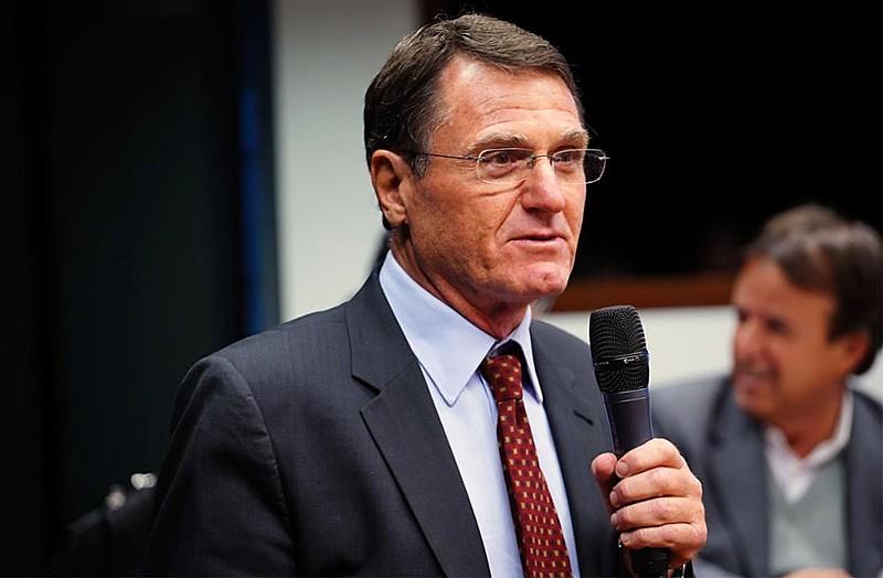 Pesquisador Walter Belik , da Universidade de Campinas (Unicamp), durante debate na Câmara sobre a Pnara