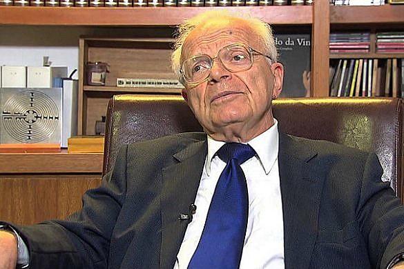 O professor Fabio Konder Comparato