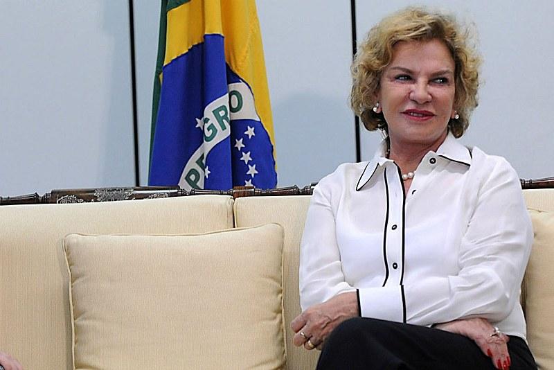 Marisa Letícia foi primeira-dama durante os mandatos do ex-presidente Lula