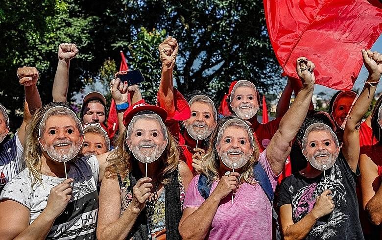 Atividades em apoio a Lula estão sendo organizadas em 16países