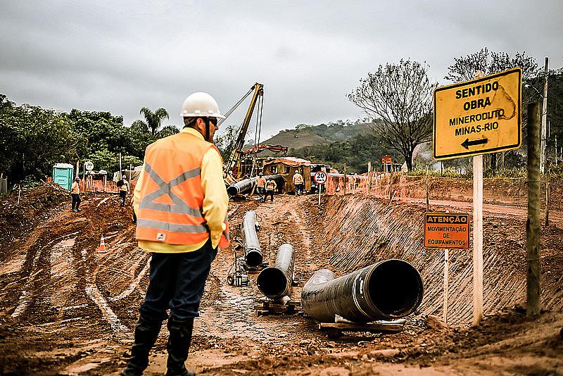 Um empreendimento de mineração, independente da escala, coloca as águas de determinada região em situação de vulnerabilidade