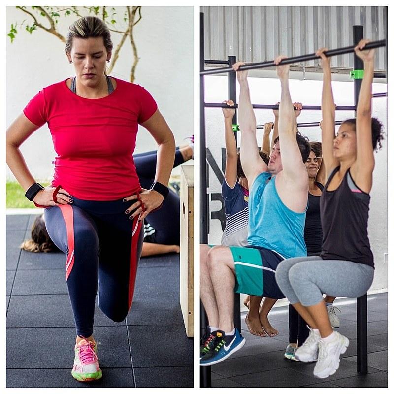 Com a calistenia, o atleta utiliza o próprio peso corporal para execução de exercícios de força e acrobáticos