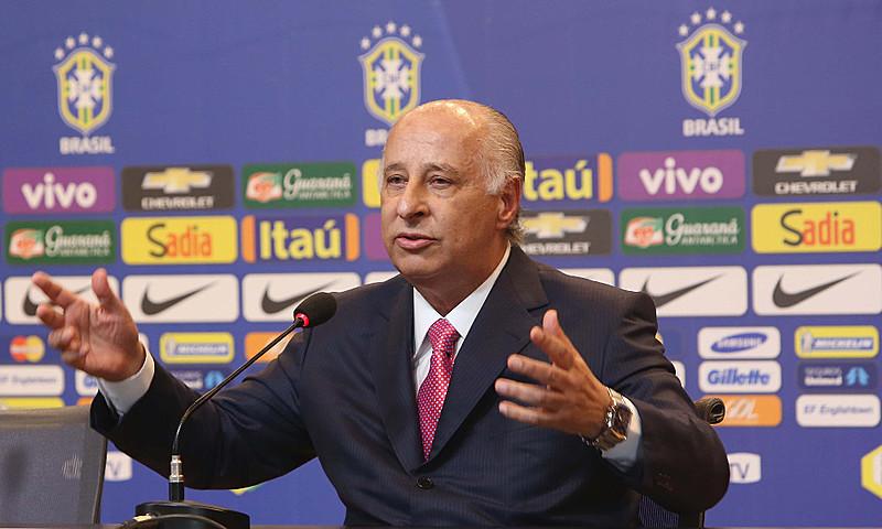 Brasileiro Marco Polo Del Nero, ex-presidente da CBF, foi banido do futebol após a comprovação de crimes
