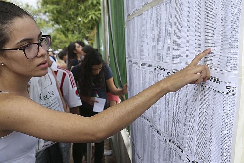 Inscrições para o SISU vão até sexta-feira (28). São mais de 235 mil vagas distribuídas em 129 universidades pelo país