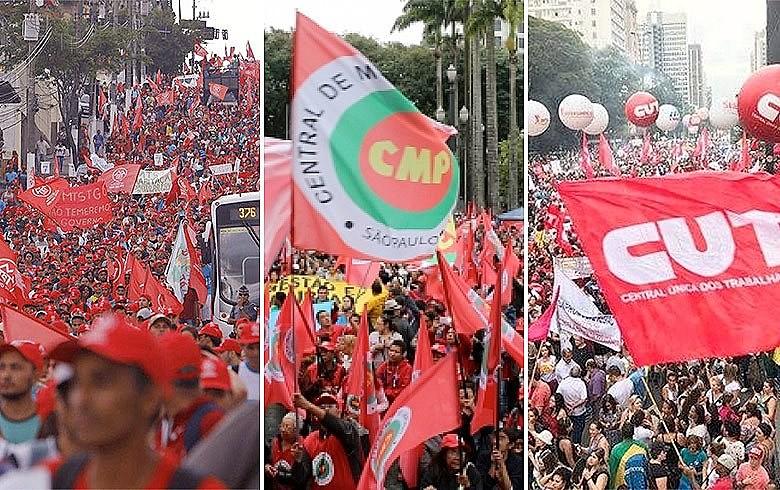Movimentos consideram perseguição a Lula violação do Estado de direito e defendem unidade pela democracia