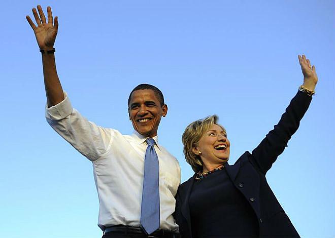 Obama anunciou oficialmente apoio a Hillary Clinton nesta quinta-feira