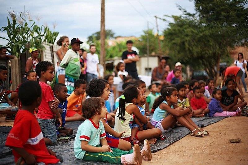 Comunidade fica no limite entre as cidades de Ribeirão das Neves e Vespasiano