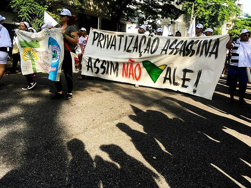 Coletivo pediu abertura de inquérito administrativo contra empresa