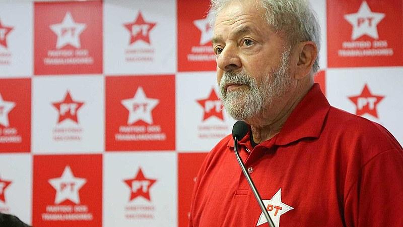 Com isso, Lula passará Natal e Ano Novo preso em Curitiba