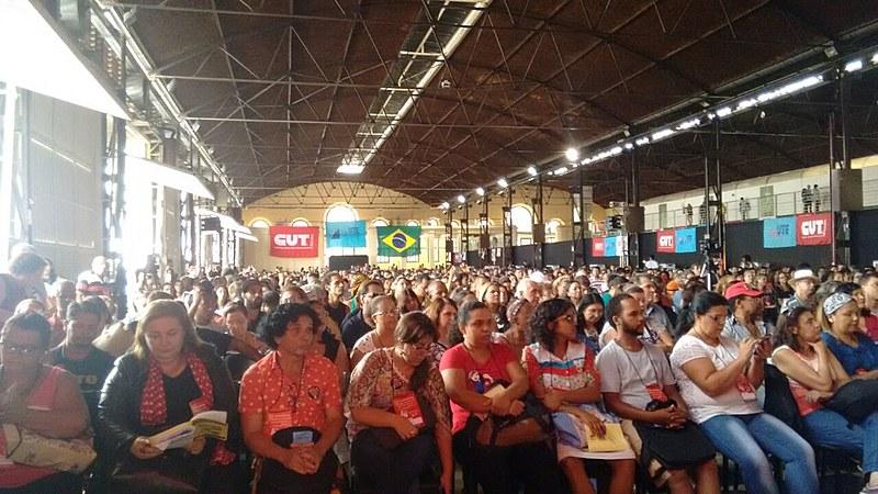 As atividades acontecem na Serraria Souza Pinto, centro da capital