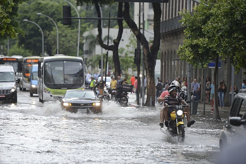 Segundo a CPI, enchentes e deslizamentos atingem de formas diferentes a cidade do Rio, sendo as áreas mais pobres as mais castigadas