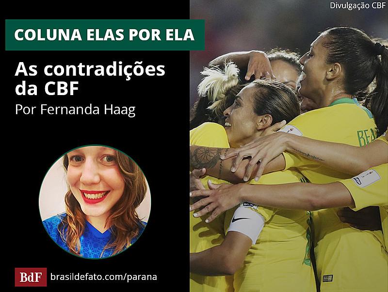 Fernanda Haag é colunista do Brasil de Fato Paraná