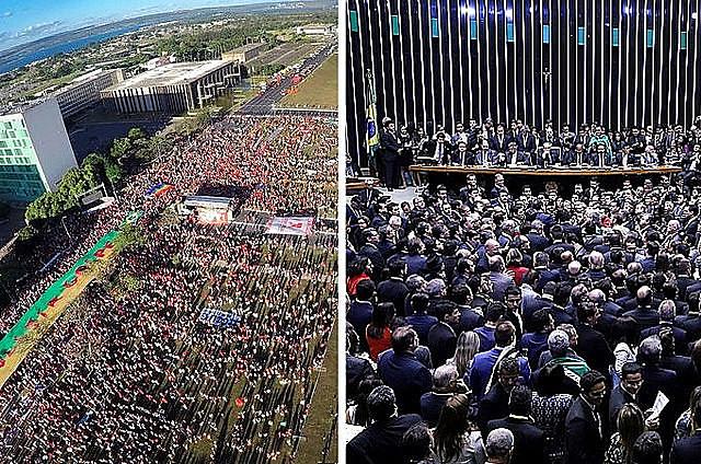 Frentes Brasil Popular e Povo Sem Medo convocam a população a se mobilizar para as próximas ações.