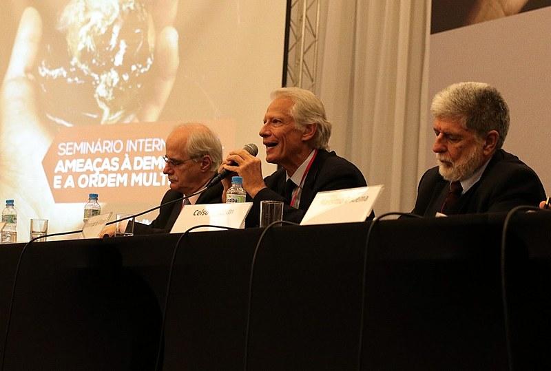Seminário Internacional Ameaças à democracia e à ordem multipolar