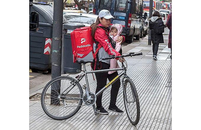 Fotografia urbana de Buenos Aires, sob o governo neoliberal de Mauricio Macri
