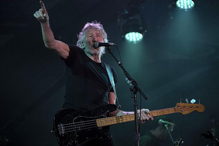 Waters está em turnê no Brasil desde o início de outubro