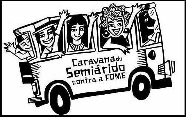 O destino final será a cidade de Brasília, cidade na qual acaravana realizaráum ato em frente ao STF