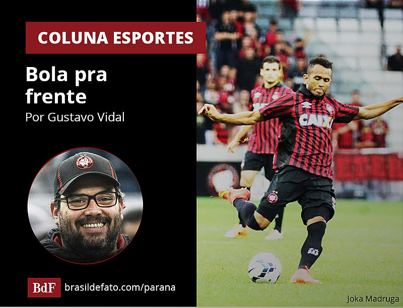 Gustavo Vidal é colunista do Brasil de Fato Paraná