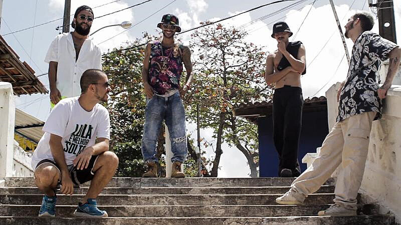 Nordeste é o Topo 2 em João Pessoa. Andrézao GDS, Peter, SH, Atalaia e Fidel.