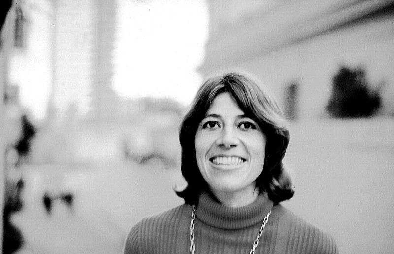 """Marta Harnecker em 1978: educadora participou da """"Via Chilena ao Socialismo"""" e atuou nos governos revolucionários de Cuba e da Venezuela"""