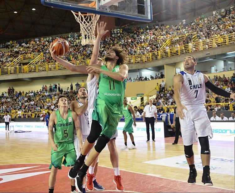A Seleção Brasileira de basquete entra em quadra buscando mais duas vitórias na fase classificatória para a Copa do Mundo FIBA 2019