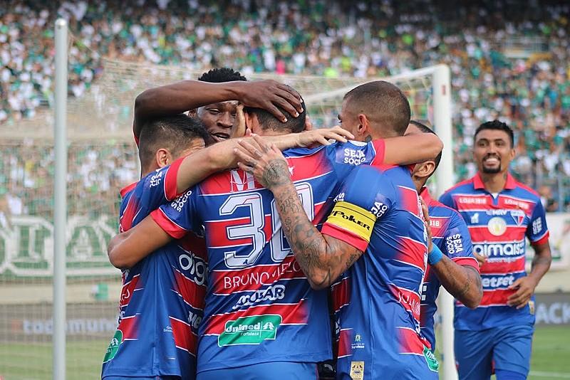 Em 36 jogos, o time cearense conquistou quatorze vitórias, sendo dez em casa e quatro como visitante, sete empates e quinze derrotas.