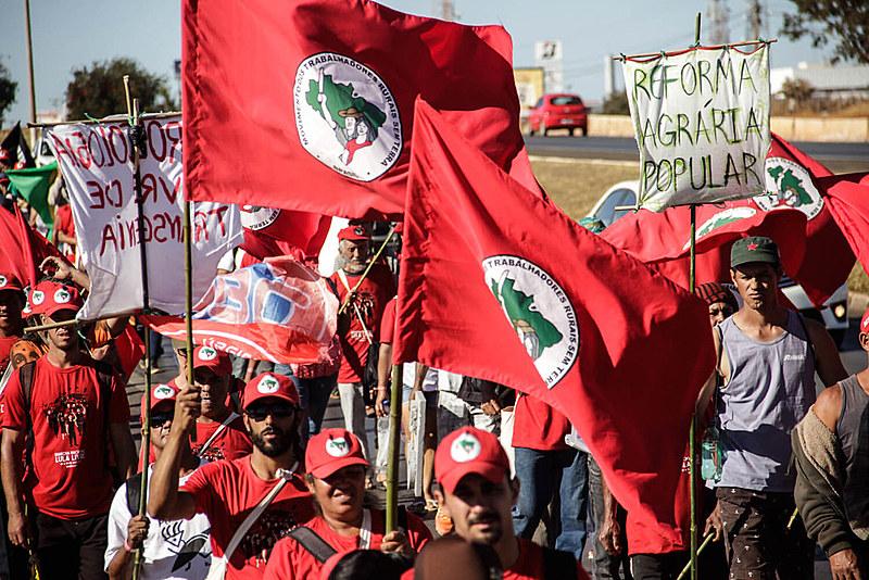 A homenagem é uma forma de valorizar a luta pela Reforma Agrária e a produção de alimentos orgânicos.
