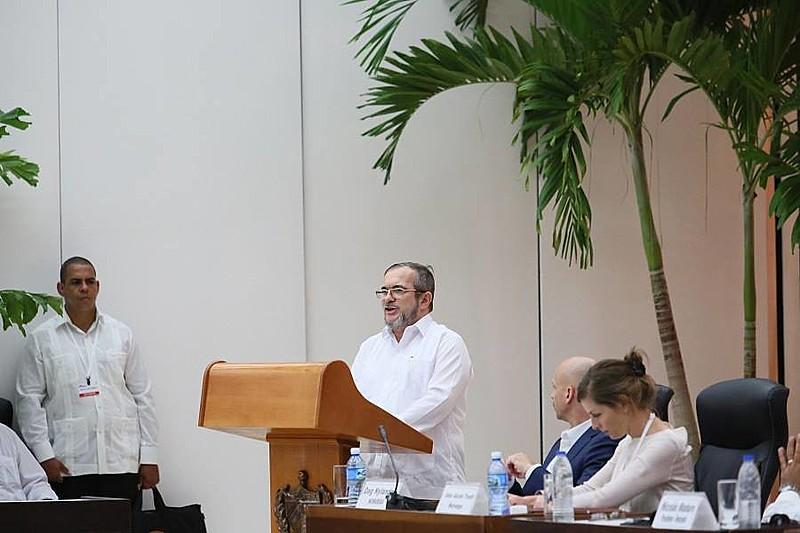 Líder do partido, Rodrigo Timochenko concorrerá à presidência