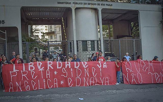 Edinalva deve ser libertada ainda nesta quinta-feira (17) da Penitenciária Feminina de Sant'Ana.